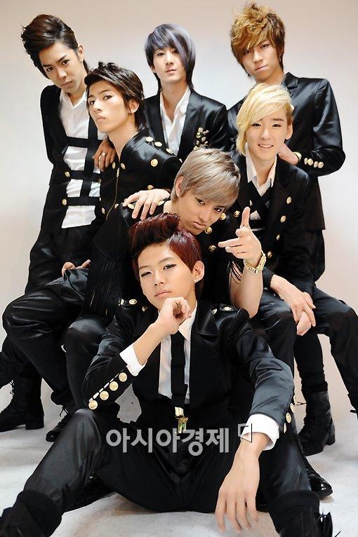 [K-Group] ♥ U-Kiss ♥ 316rdic