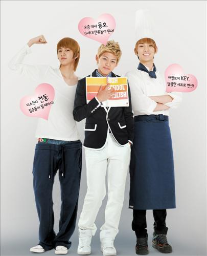 [PIC] Dongho en Raising Idol con Thunder y Key (100320) F0089710_4ba42f9848da9